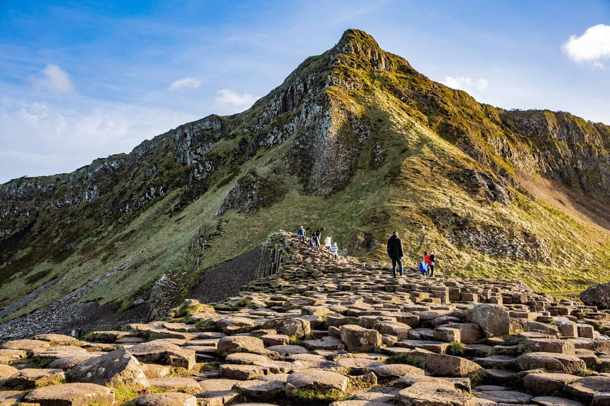 Visiting the Giant's Causeway? There are a lot of articles out there- but this one answers all the questions you'll have when planning your holiday to Northern Ireland! #ireland #travellingireland #northernireland #giantscauseway