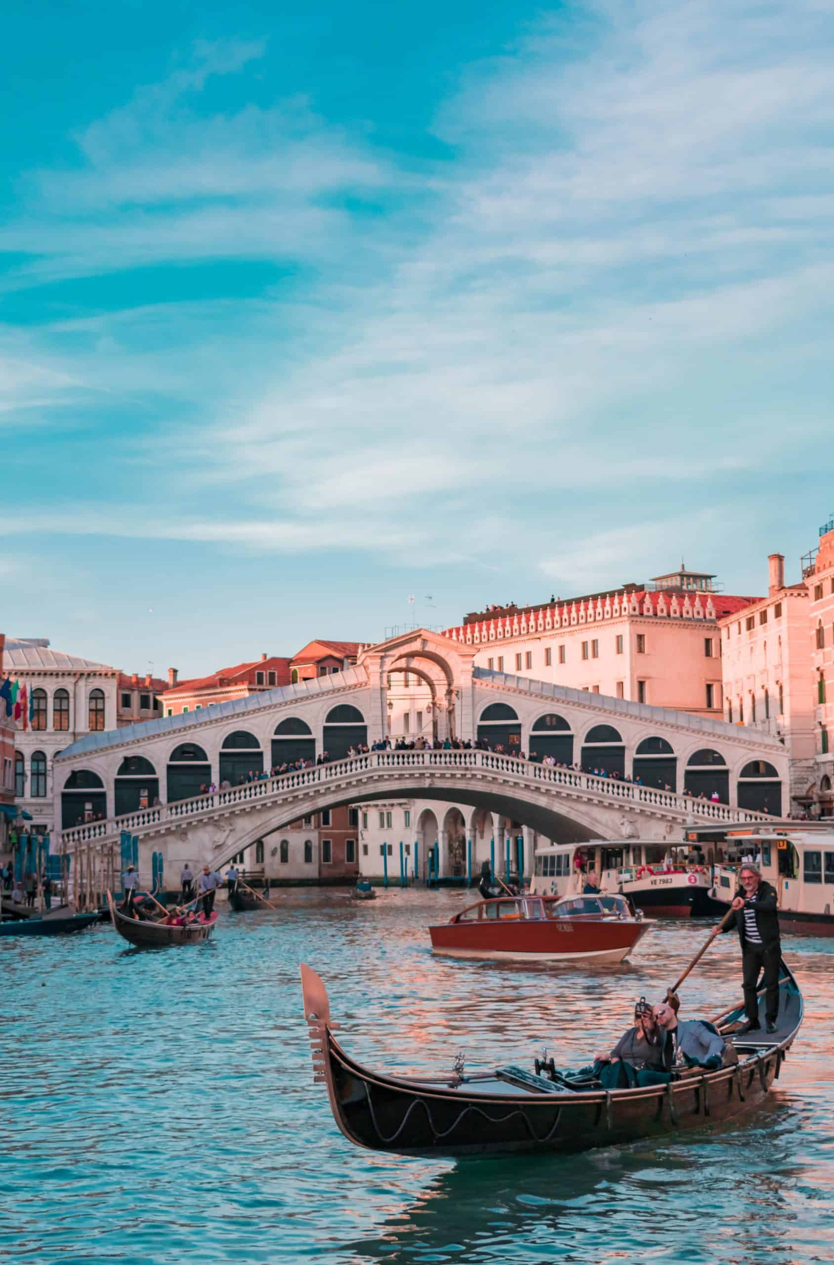 First-timer in Venice, Italy?