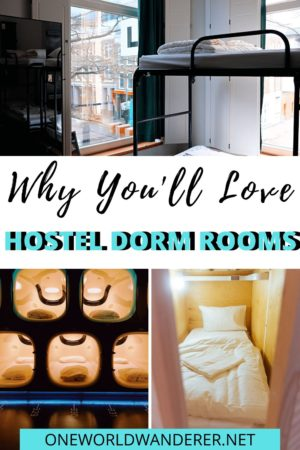 I fell in love with staying in hostels and hostel dorm rooms over the past few years. Before then, i'd only stayed in traditional hotels or AirBnb's. But the benefits of hostels far outweigh hostels. They are budget-friendly, have a great, friendly vibe, they are comfortable, and they offer so many appliances to make you fall in love with hostels. Should you stay in a hostel on your next trip? Keep reading to find out the 6 reasons you will fall in love with hostels. #hostels #hostelrooms #budgettravel #budgetfriendly #savemoney