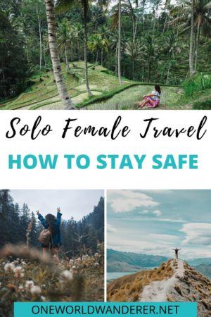 Taking a solo trip is something everyone should do at least once in their life! But travelling solo and as a female solo traveller, it can be scary. You might have a lot of fears when you travel solo for the first time, or travel abroad, but I've got the safety tips you'll need to get out there on your own and see the world. #travel #solotravel #solo #travellove #backpack #explore #easy #safety