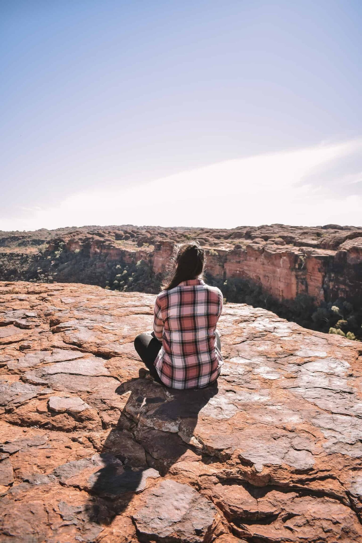 Working online has never looked better. Why I gave up being a travel influencer to follow my dreams. Travel blogger in her element adventuring around AUstralia.