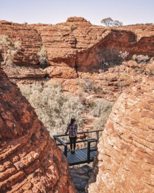 Kings Canyon Hike, Central Australia