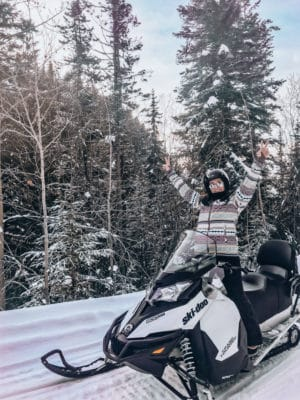The top things to do in Banff National Park that will take your winter ski trip to the next level making it a bucket list adventure.
