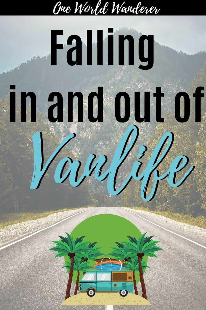 Falling in and out of Van Life, my journey to buying a van and selling a van, what having a van is really like, and the realities of living in a van, vanlife journeys. #vanlife #livinginavan #travellingaustralia